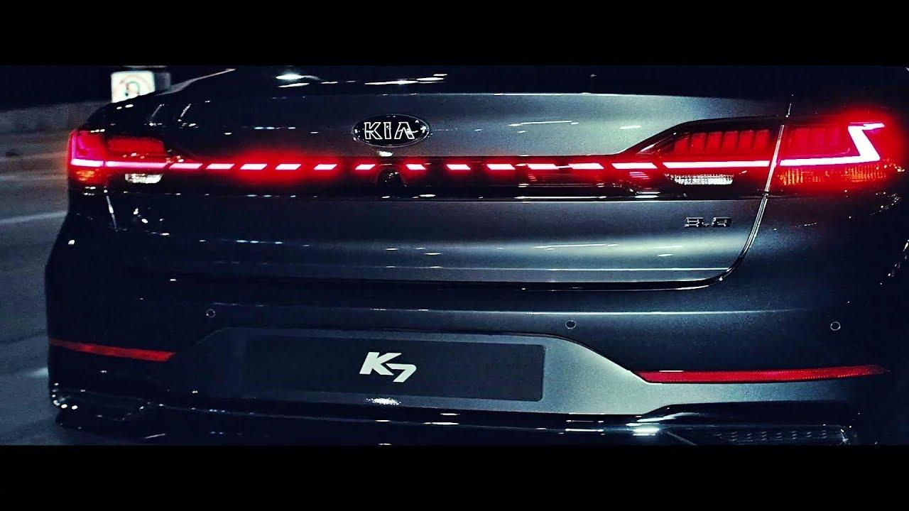 2020 Kia Cadenza K7 Premier Interior Exterior And Drive Radical Sedan