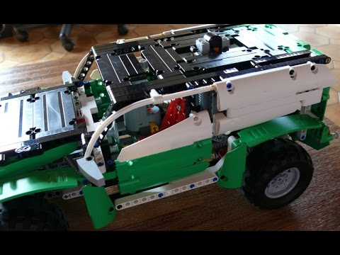 42039b Rc Lego Moc With Power Functions And Free Instructions
