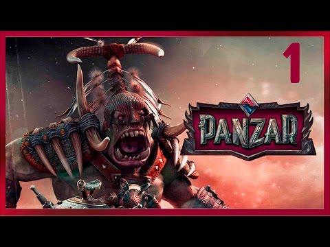 видео: panzar.  Приключения в отечественном игропроме.