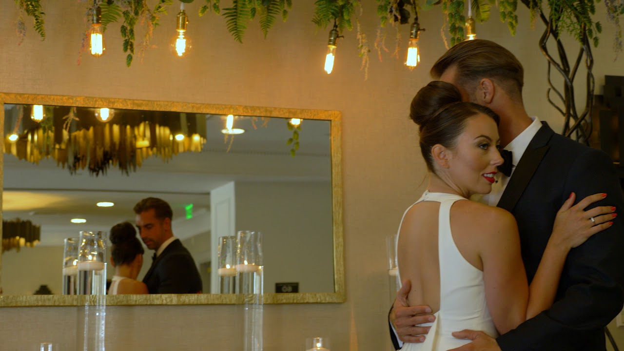 Wedding Editorial Film for The Darcy Hotel in DC - 1 of 3