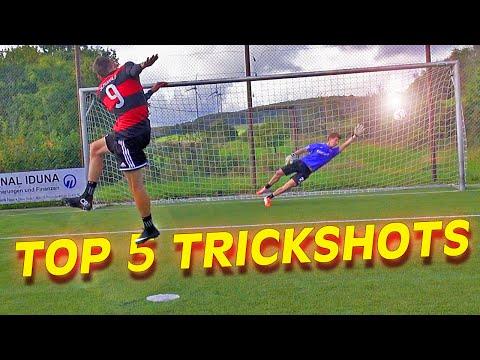 TOP 5 Ways To Score a Trickshot Penalty