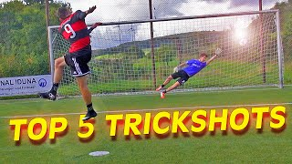TOP 5 Ways To Score a Trickshot Penalty