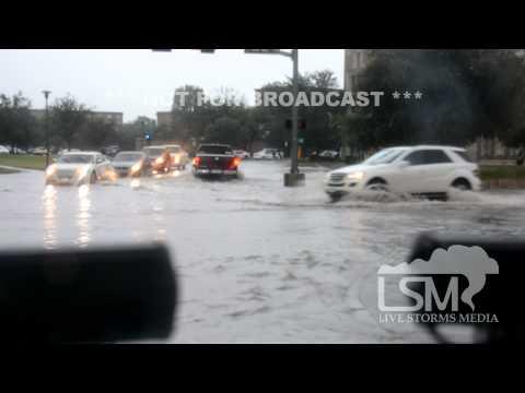 9/17/14 Lubbock, TX; Flooding *Cody Howard HD*