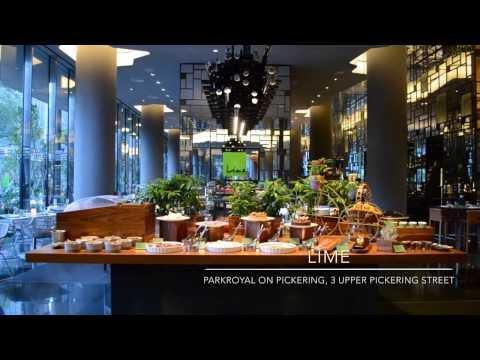 Park Royal Singapore, Lime International Buffet