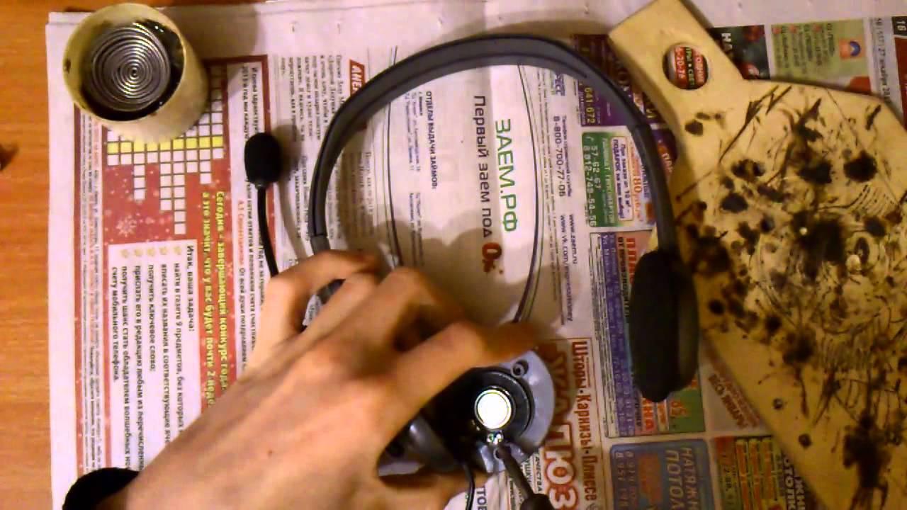 Схема проводов в наушниках с микрофоном фото 620