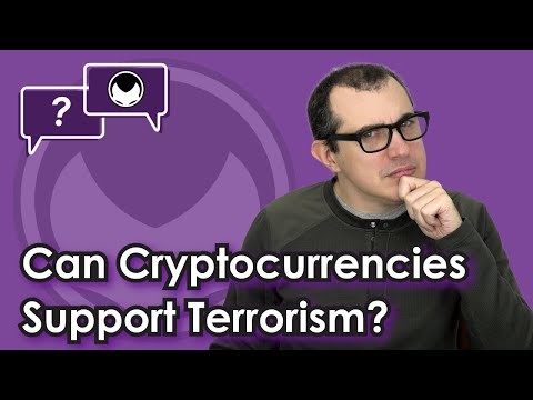 Bitcoin Q&A: Can cryptocurrencies support terrorism?