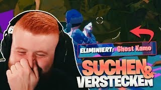 🌳💰Suchen & Verstecken mit Fortnite PROS um 1000€ | Fortnite Battle Royale