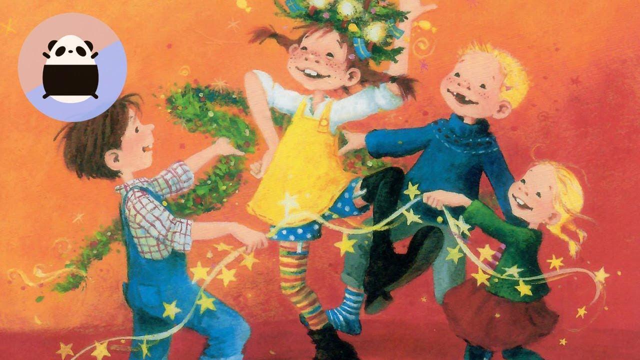 Pippi Langstrumpf Weihnachten