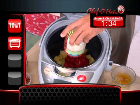Chef-o-matic - Infomer - YouTube