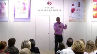 Robert Betz auf der Buchmesse 2012 - Willst du NORMAL sein oder GLÜCKLICH