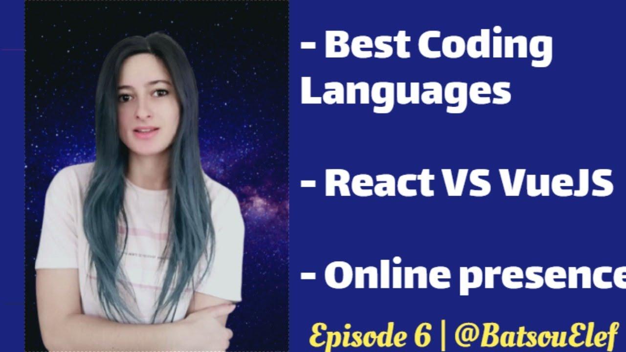🔴 QnA LIVE | Best Coding Languages, React VS VueJS, Online Branding | 2020