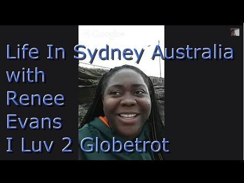 How To Travel The Skychi Travel Guide - Life in Sydney Australia | Renee Evans I Luv 2 Globetrot TSTGLive