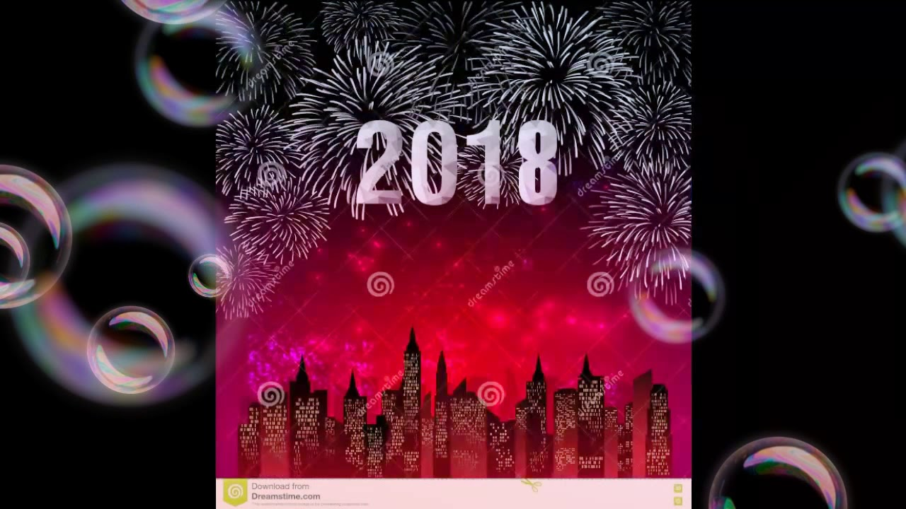 my all youtube friends wish you very happy new year 2018