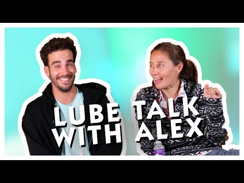 Lube Talk with Alex: a wet masturbation review