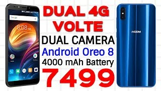 iVooMi i2 Budget Smartphone With DUAL 4G VOLTE And DUAL Camera | Data Dock