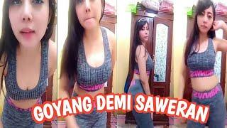 Bigo Live Hot Terbaru - Goyang Demi Saweran