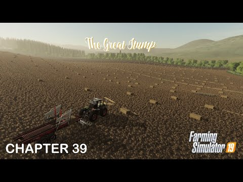 FS19 Timelapse The Great Stump 39 - Welcome back |