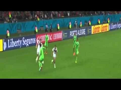 Germany vs Algeria Full Highlights ~ world cup  2014
