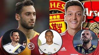 Transfer Haberleri - Galatasaray , Fenerbahçe , Beşiktaş , Trabzonspor , Avrupa (7)