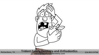 Affordable dentist in Richardson, TX - Trident Family Dentistry.