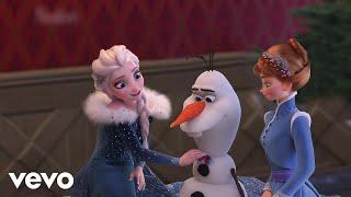 """Se Estamos Juntos (From """"Olaf em Uma Nova Aventura Congelante de Frozen""""/Official Lyric..."""