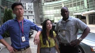 Bloomberg's Intern Rescue Squad Saves the Day!
