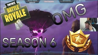 BUY SEASON 6 REACTION + BATTLE PASS!! - Fortnite Battle Royale - Padde