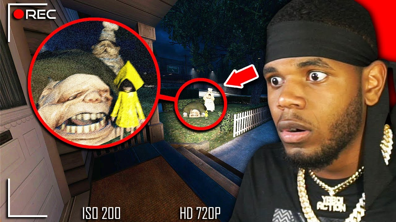 Download If you see these CURSED LITTLE NIGHTMARES CREATURES outside your house, RUN AWAY FAST!!!