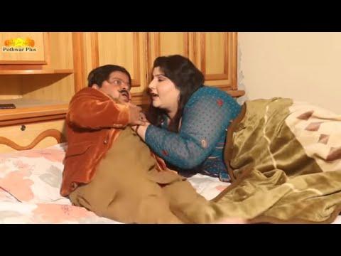 Pothwari Drama  2018   Wada Chuhdary   Shahzada Ghaffar Nonstop Full Drama