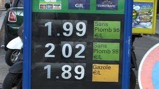Video Carburant : le prix du super sans plomb dépasse les 2 euros à Paris download MP3, 3GP, MP4, WEBM, AVI, FLV Agustus 2017