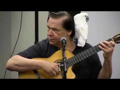 Mark Everson, Flamenco Guitarist, Houston Oasis, June 15, 2014