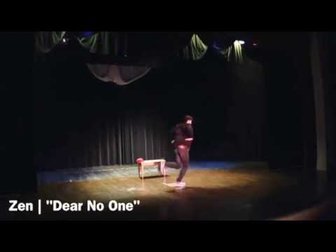 Dear No One - Tori Kelly | Zen Nguyen chorepgraphy @zennguyen1907