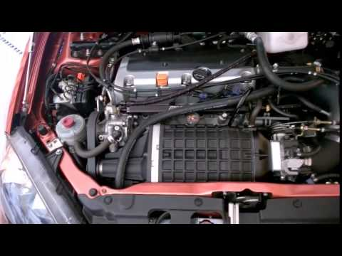 RSX Type S MercRacing TVS Supercharger Kit YouTube - Acura rsx supercharger