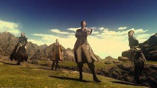 エレゼン女性4人組によるMVです。 映像は『Final Fantasy XIV』ゲーム内...