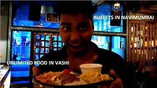 Buffets In NaviMumbai || KhaneWalaVlog || Taste Of Punjab