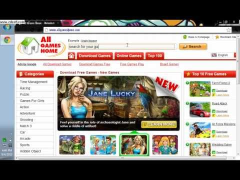 How To Download Online Games For Free