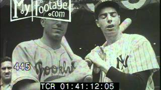 SPORTS : 1941 WORLD SERIES / BASEBALL