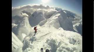 Exploring the backcountry in BC, Keith's Hut Trip