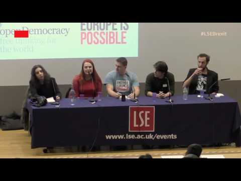 Brexit Britain: what went wrong and what next? Panel 2