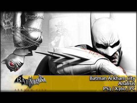 Batman Arkham City [Análisis]