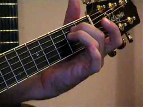 Guitar Lesson - Accidentally in Love, Counting Crows - YouTube