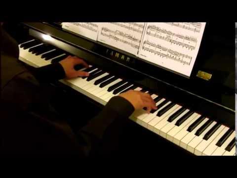 ABRSM Piano 2015-2016 Grade 5 A:6 A6 Mozart Viennese' Sonatina No.6 in C Allegro by Alan