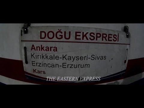 """""""Doğu Ekspresi"""" Kısa Belgesel (The Eastern Express)"""