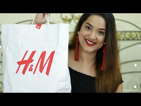 Shopping Haul | H&M Miniso Rheson Coverstory #Haul Week with Perkymegs