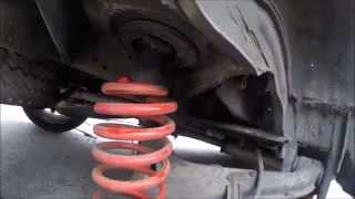 How To Change The Shocks On A T4