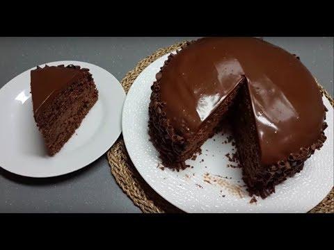 Gâteau Tout Chocolat Très Simplifiée