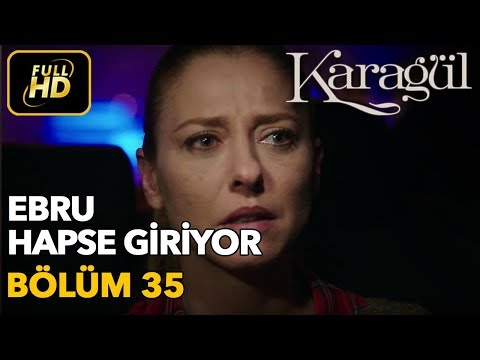 Karagül 35. Bölüm / Full HD (Tek Parça)