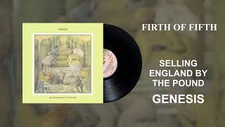 Genesis - Firth Of Fifth (Official Audio)