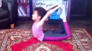 Shoulders - Static Flexibility