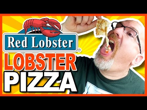 red-lobster-♥-signature-lobster-pizza-review- -kbdproductionstv